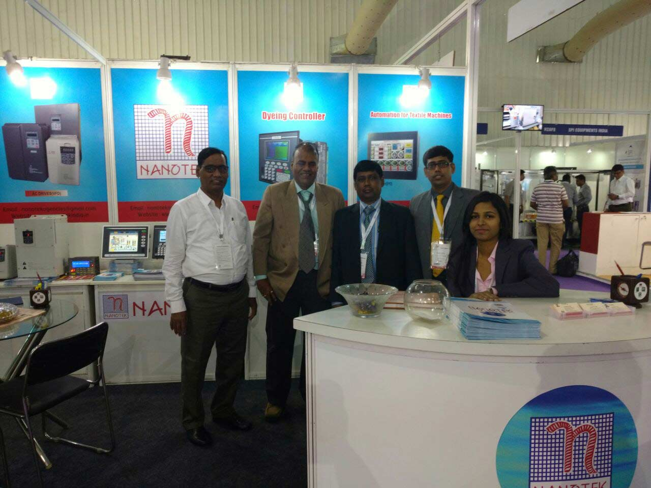 Successfully participated in INDIA ITME 2016
